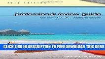 Collection Book Professional Review Guide for the CCA Examination, 2013 Edition