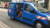Fuite de gaz en centre-ville d'Alençon