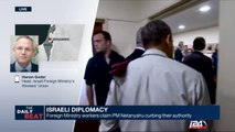 Foreign Ministry workers claim PM Netanyahu curbing their authority