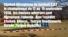 chabab Aitoughane de football Targua ntouchka