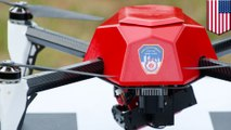 Fire-fighting drones: New York Fire Dep't will deploy drones to scope out fires - TomoNews