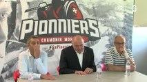 Nouvelle saison de hockey : Chamonix et Morzine fusionnent