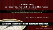 Creating a Culture of Excellence The 3 Awarenesss