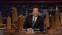 Avec Renée Zellweger - The Tonight Show du 13/09 - CANAL+