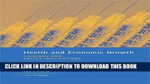 [Read PDF] Health and Economic Growth: Findings and Policy Implications (MIT Press) Download Free