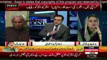Mian Ateeq with Mansoor Ali Khan On Express News to the point 10th sep 2016