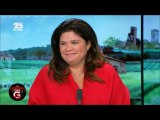 """Raquel Garrido invitée aux """"Grandes Gueules"""" RMC/Numéro 23 le 14/09/2016"""