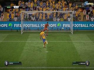 FIFA 17 - Tirs au but : Les Nouveautés