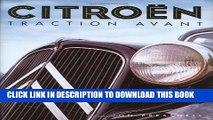 [PDF] Citroen Traction Avant Full Online