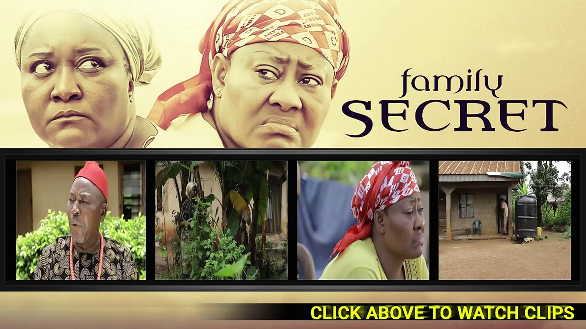 Family Secret [Official Trailer] Latest 2016 Nigerian Nollywood Drama Movie