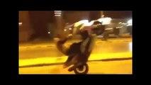 Stunt & Drift l Tmax 530 Akrapovic Tuning Hyper (Street Stunt)