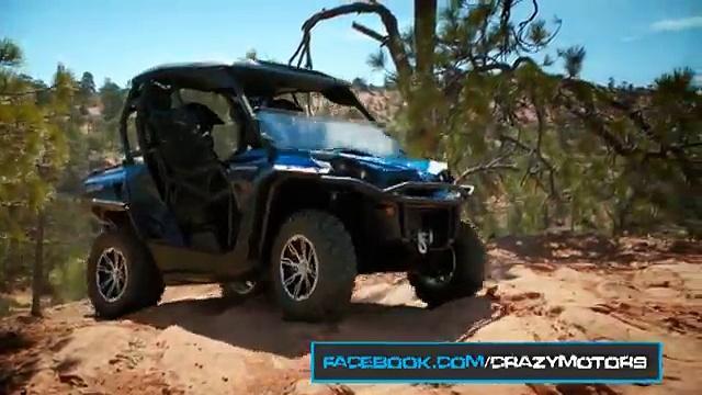 Crazy Motors – Spot Can-Am de BRP Ultimate Ride!!
