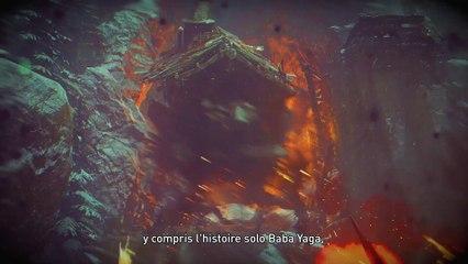 Femme contre Nature épisode 4 de Rise of the Tomb Raider
