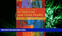 complete  Global Case Studies In Maternal And Child Health