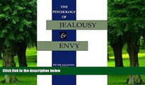 Big Deals  The Psychology of Jealousy and Envy  Free Full Read Most Wanted