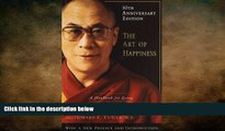 Big Deals  The Art of Happiness, 10th Anniversary Edition: A Handbook for Living  Best Seller