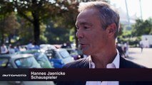Highlights of the BMW Festival. THE NEXT 100 YEARS Hannes Jaenicke Schauspieler