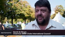 Highlights of the BMW Festival. THE NEXT 100 YEARS David de Bruyn President BMW Clubs International Council