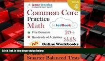 Choose Book Common Core Practice - Grade 4 Math: Workbooks to Prepare for the PARCC or Smarter