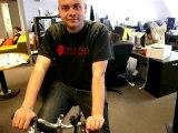 Bike ride at Dailymotion
