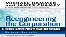 [PDF] Reengineering the Corporation: A Manifesto for Business Revolution (Collins Business