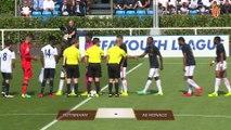 UEFA YOUTH LEAGUE : Tottenham 2-3 AS Monaco