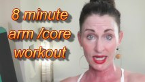 Core Workout, Upper Body Workout, Arm Toning Exercises: Achieve Better Posture Today! Weight Loss Workout Video