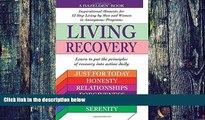 Big Deals  Living Recovery: Inspirational Moments for 12 Step Living  Best Seller Books Best Seller