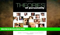 Big Deals  Theories of Personality (PSY 235 Theories of Personality)  Best Seller Books Most Wanted