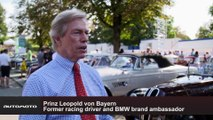 Highlights of the BMW Festival. THE NEXT 100 YEARS Prince Leopold of Bavaria Former racer and BMW Brand Ambassador