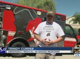 Vandals target ambulance meant to honor our nation's heroes