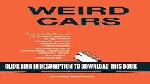 [PDF] Weird Cars: A compilation of 77 avant garde silly, slow, experimental, failed, rare,