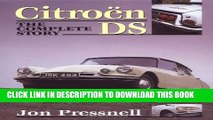 [PDF] Citroen DS: The Complete Story Popular Online