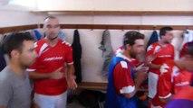 05-Vestiaires avant match sortie