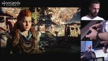 HORIZON ZERO DAWN Gameplay Demo Walkthrough TGS 2016