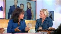 Anne Sinclair critique les émissions politiques diffusées à la télé - Regardez