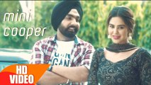 Mini Cooper _ Nikka Zaildar _ Ammy Virk & Sonam Bajwa