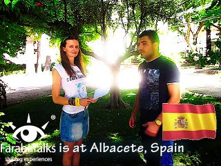 Farabi Talks at Albacete, Spain