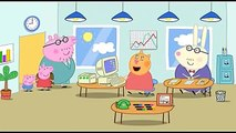 Peppa Pig English Episodes Season 2 Episode 36 Daddy Pigs Office Full Episodes 2016