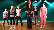 Hip Hop Dance Lesson Online with Caroline - Ball, Change, Step Hip Hop Dancing Lessons !