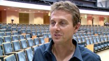 Vendée Globe: interview de Stéphane Le Diraison