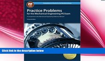 behold  Practice Problems for the Mechanical Engineering PE Exam, 13th Ed (Comprehensive Practice