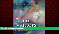 Brain Matters 2nd Edition Translating Research into Classroom Practice