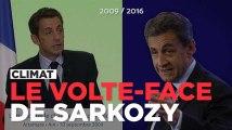 Sarkozy devient climato-sceptique : souvenez-vous de ce qu'il disait il y a 10 ans