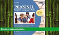 different   Praxis II English Language Arts Content Knowledge (5038): Study Guide and Practice