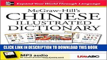 [PDF] McGraw-Hill s Chinese Illustrated Dictionary: 1,500 Essential Words in Chinese Script and