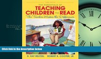 Online eBook The Essentials of Teaching Children to Read: The Teacher Makes the Difference (3rd