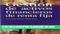 [PDF] Gestion de activos financieros de renta fija (EMPRESA Y GESTION) (Empresa Y Gestion /
