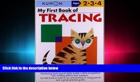 different   My First Book Of Tracing (Kumon Workbooks)