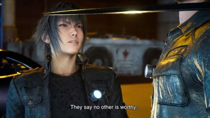 TGS trailer de Final Fantasy XV